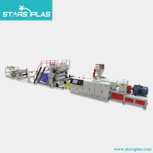 PVC Tile floor Production Machine