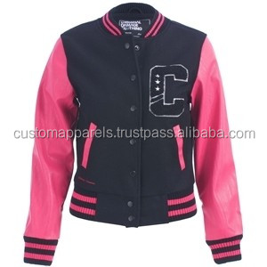 baseball jackets/mens custom nylon baseball jacket/girls baseball jacket varsity jackets
