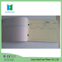 duplicate triplicate invoice pads business receipt form