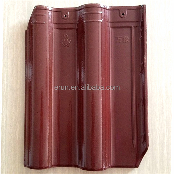 China high strength plastic spanish roof tile make roof tile