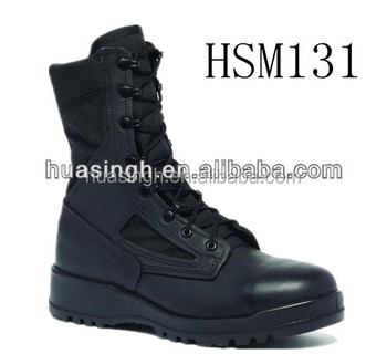water-proof safety steel toe version army combat force USAF military tactical boots