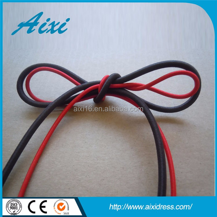 Hiway china supplier plastic spiral elastic cord