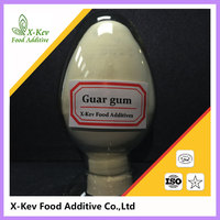 factory price food additive powder Guar gum