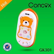 GPS kids cell phone with sos button GK301