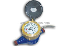 remote direct reading water meter (E type)/types of water meters