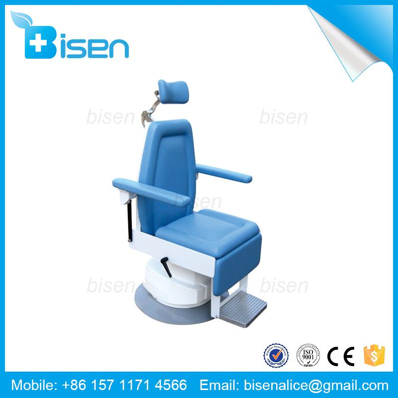 Examination Table Clinic Diagnostic. Electrical Ent Workstation Unit Patient Chair Ear Nose Throat Treatment System
