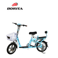Hot Sales Bule Good Quality Lightweight Speed Cheap Motorcycle with Basket
