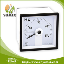 Manufacturer DG-F96 Frequency Meter ,Analog Panel Meter 96*96 / Hz Meter