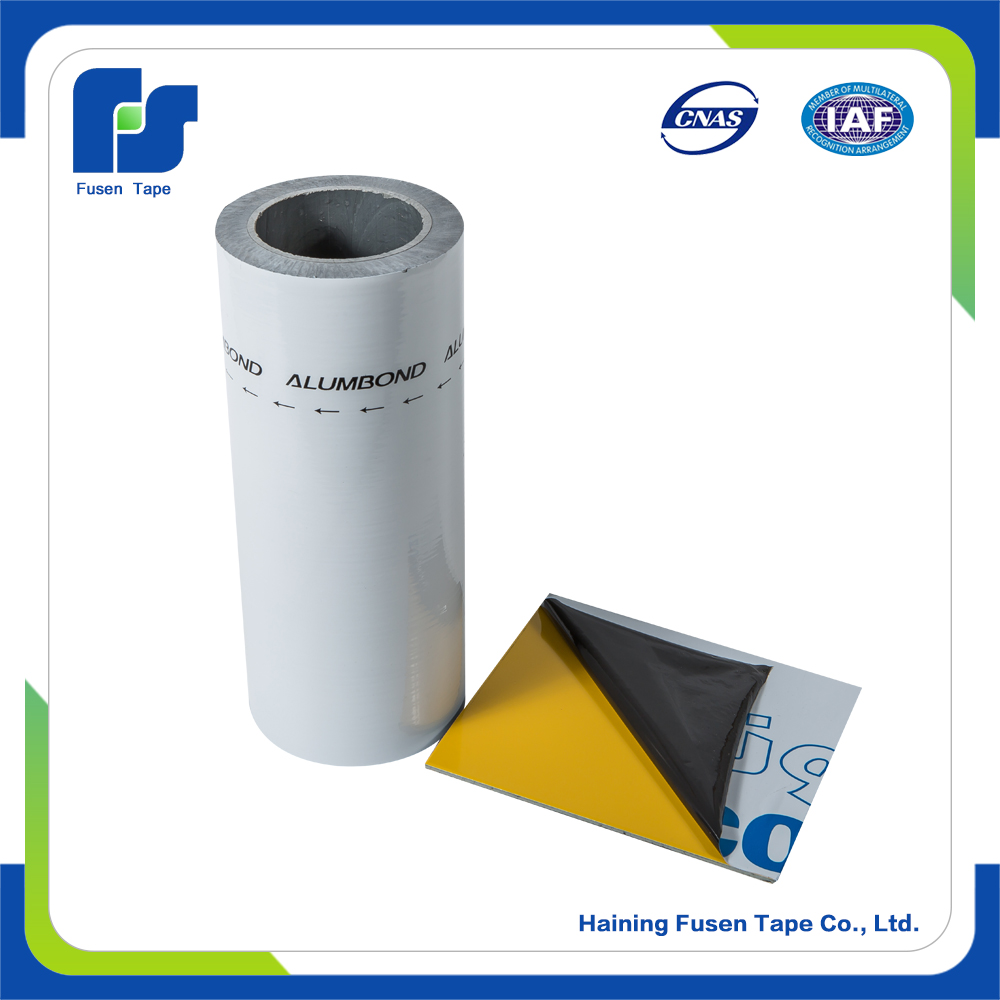 New Design Aluminum Composite Panel Ldpe Thickness Film