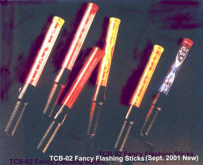 Fancy Flashing Sticks