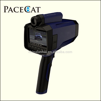Laser Speed Gun With Video / LIDAR Detector