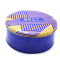 Wholesale Empty Round Tin Container metal tins box for candy