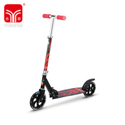 YongTai Brand 200MM PU Wheel Aluminum Kick Scooter, Economical Cheap Adjustable Height Scooter