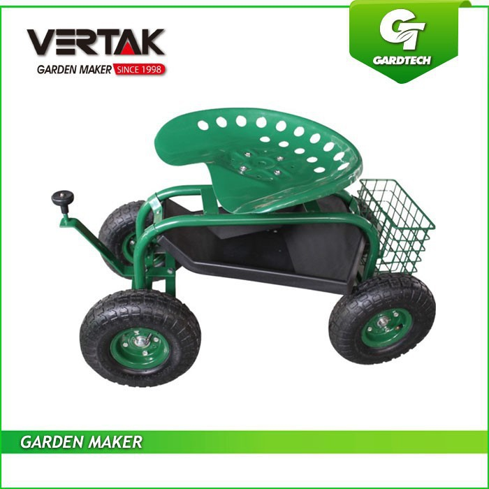 Promotion outdoor garden tool cart