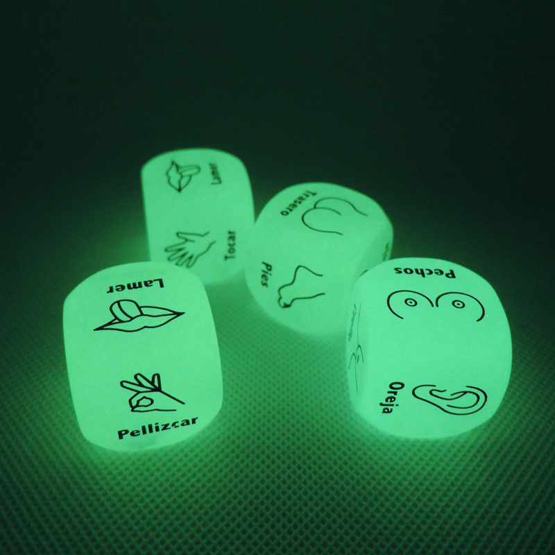 couple sex toys adult dice game