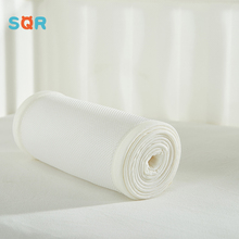 100% Cotton Knitted Baby Crib Breathable Stuff Cot Bed Bumper Bed