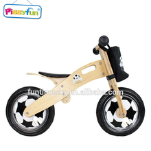 Wooden balance kids mini bicycle manufacturer for wholesale