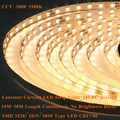 24VDC constant current led strip 20M no brightness decay
