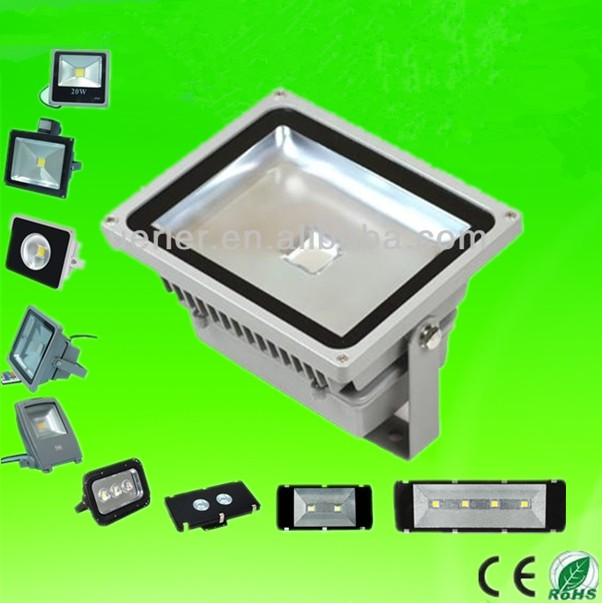 hot sale 220V 85-265V 100-240v COB SQ outdoor ip65 30W portable stadium lighting