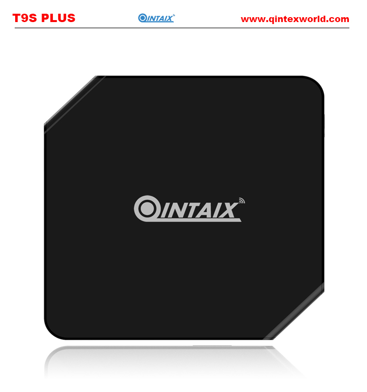 QINTEX S905 2gb 16g tvbox 4K * 2K amlogic s905 Android 5.1 Lollipop Unlimited APKs to be installed Pre-installed KODI 15.2