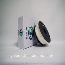 YASIN PLA biodegradable and no heating bed required 3d printer filament 1.75mm 1kg per spools