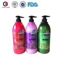 OEM/ODM best selling sticker 1380ml shampoo brands