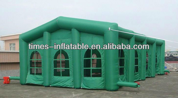 Factory outlet inflatable greenhouse