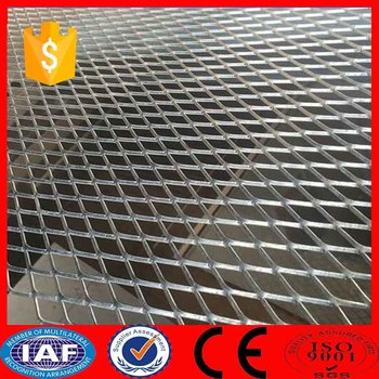 Good Price expanded metal mesh exterior decorative perforated panels