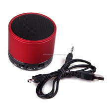 Bizoe Wholesale Promotion cheap mini Bluetooth speaker for smartphone with FM radio