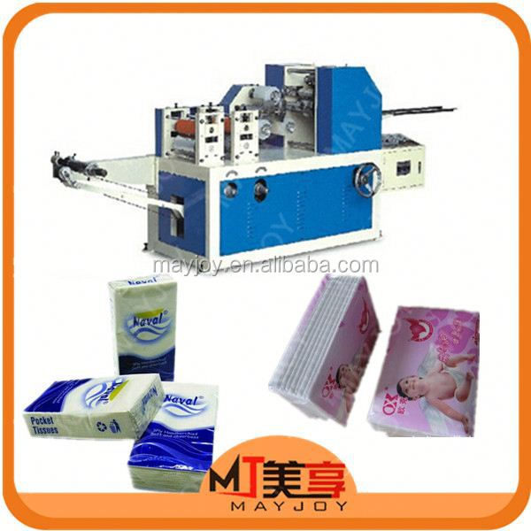 Newly Designed With Delicate Embossing And Color Printing Pocket Tissue Paper Machine