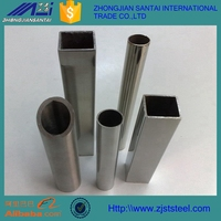 ASTM 310 stainless square 16 inch tube for mechanism equipment making