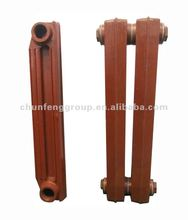 cast iron hot water radiator RZ-500 for Russia market