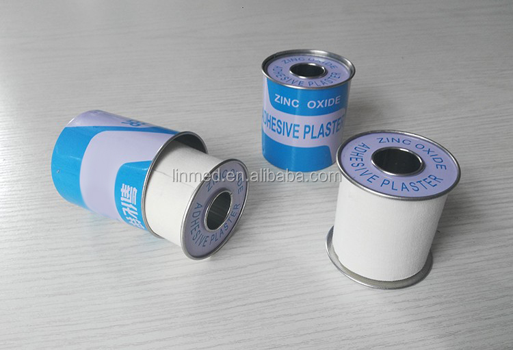 OEM Breathable zinc oxide tape with good price