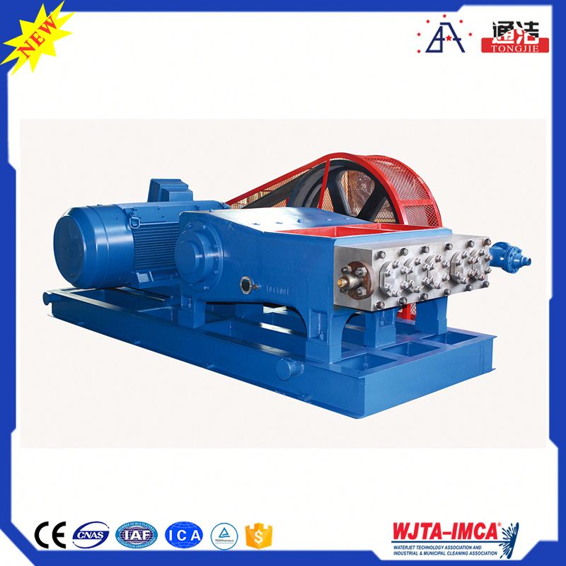 Secure Payment High Pressure Water Jet Cleaner