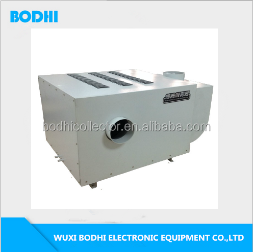 Electrostatic smoke/oil mist collector Industrial air filtration equipment