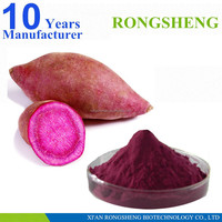 Hot Sale Natural Purple Sweet Potato Extract Powder