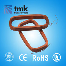 Air Core Inductor Coil Choke Self-supporting Solenoid Wound Price Manufacturer High Q