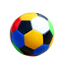 Promo Size 5 Football Colorful Anti-Slip Football Match Training PU Soccer Ball