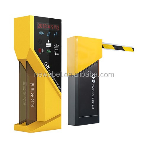 Smart Car Parking System with Road Barrier Gate CHD-DX-L016