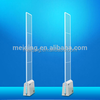 cheap long rang rfid alarm eas antenna security gate acrylic door