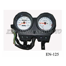 KINGTOMO OEM Qualty Digital LED Instrument Motorcycle Meter Speedmeter/Speedometer For EN125