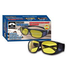 HD Vision WrapAround Night View Sunglasses