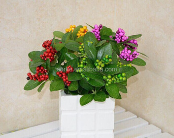 hot selling artificial flower bouquet for home decoration