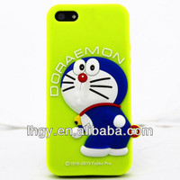 3D novelty design silicone western cell phone cases(LH-2041)