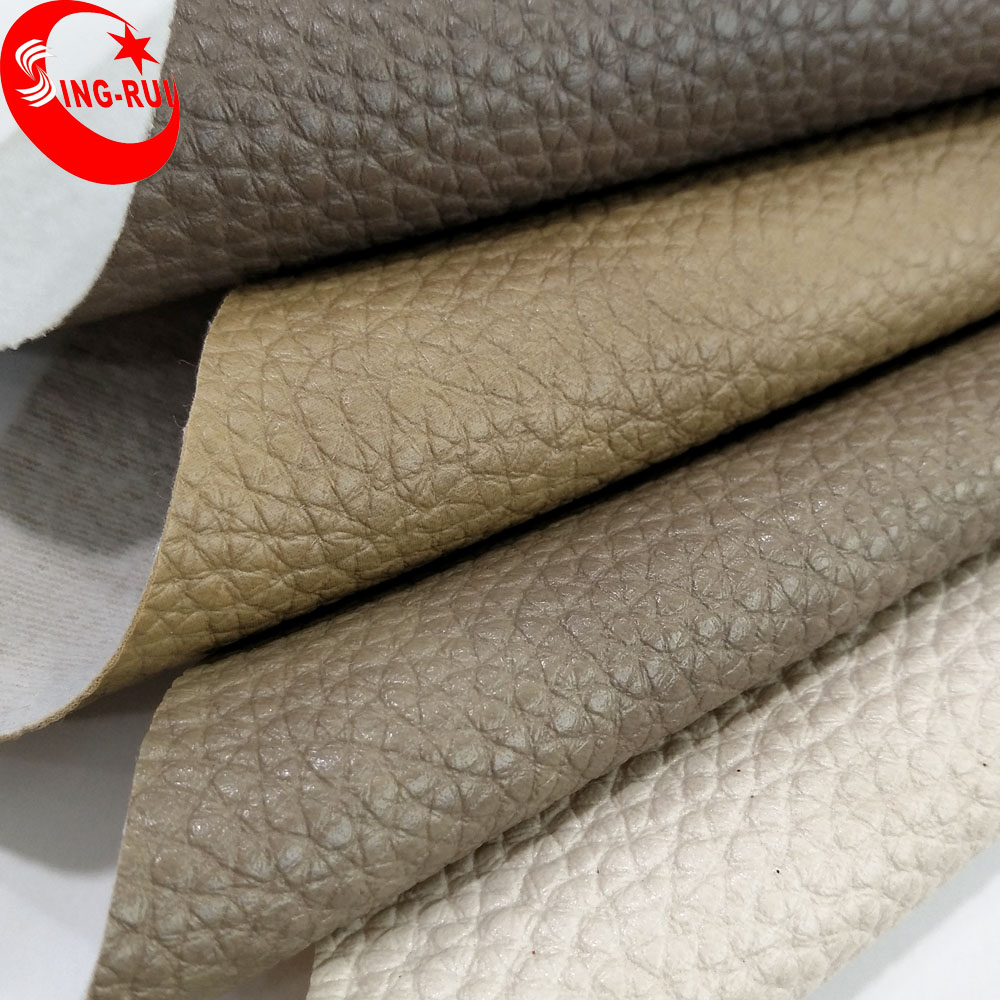 54/55'' Width and Embossed Pattern PVC Material Car Seat Cover Leather