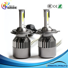 New C9 All In One H11 Car LED Headlights Bulb 12V H7 H4 H1 H3 H8 HB3 HB4 Auto LED Headlamp Fog Light 6000K