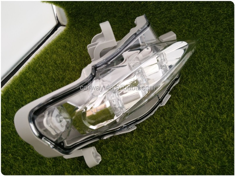 Hotselling Led Daylight Drl for Toyota Corolla 2017 Quality Accessories