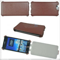 Up and Down stand PU Leather flip Case for ASUS Padfone Infinity