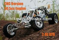 Free Shipping-CNC Version-30.5cc RC Baja w/2.4G RTR