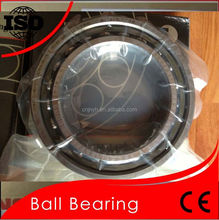 International brand high precision P4 bearing augular contact ball bearing B7007.C.T.P4S bearing 35 62 14